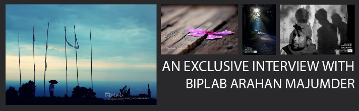 An Exclusive Interview with Biplab Majumder