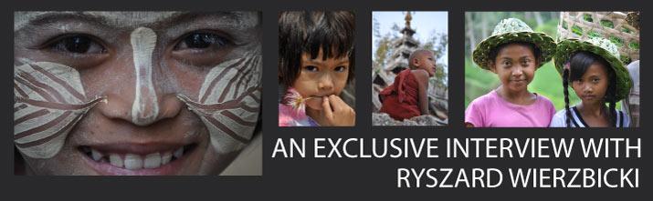 An Exclusive Interview with Ryszard Wierzbick