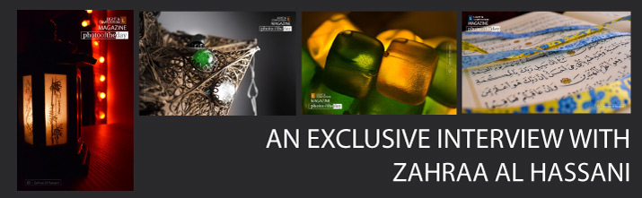 An Exclusive Interview with Zahraa Al Hassani