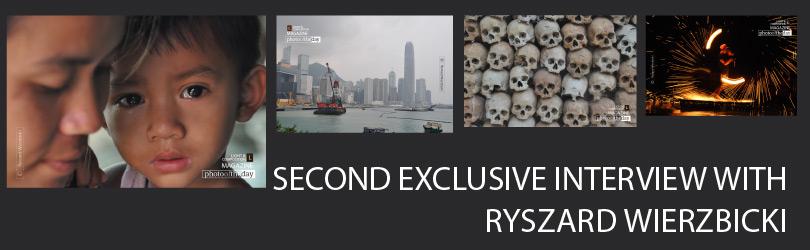 Second Exclusive Interview with Ryszard Wierzbicki