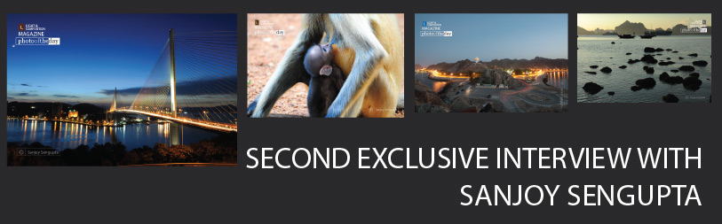 Second Exclusive Interview with Sanjoy Sengupta