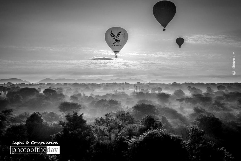 Good Morning Bagan, by Shirren Lim