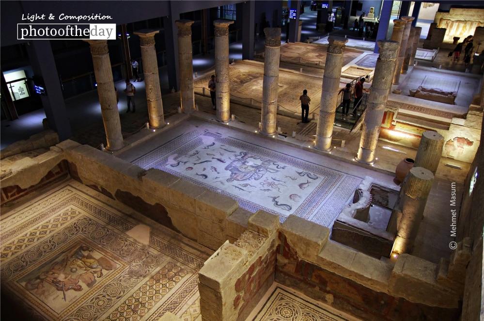 Zeugma Mosaic Museum in Gaziantep, by Mehmet Masum