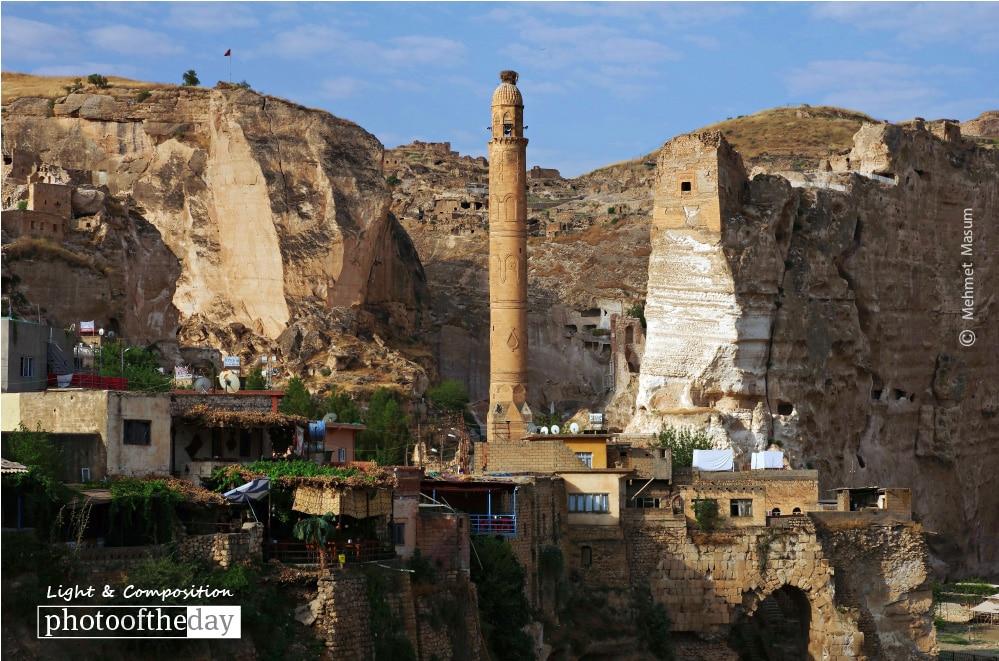 Hasankeyf - the Ancient Town, by Mehmet Masum