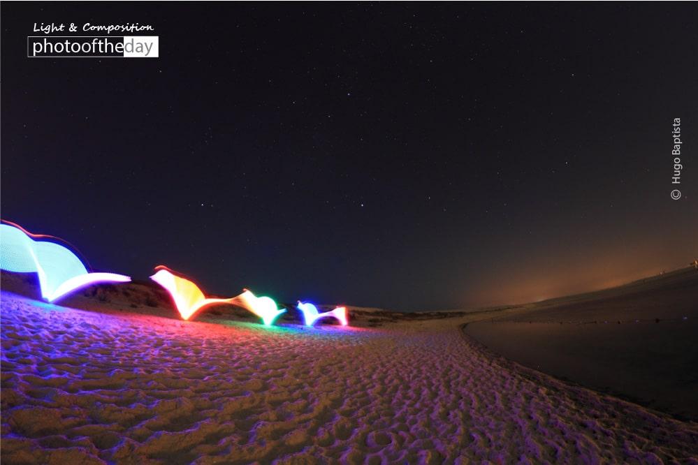 Contact Beach, by Hugo Baptista