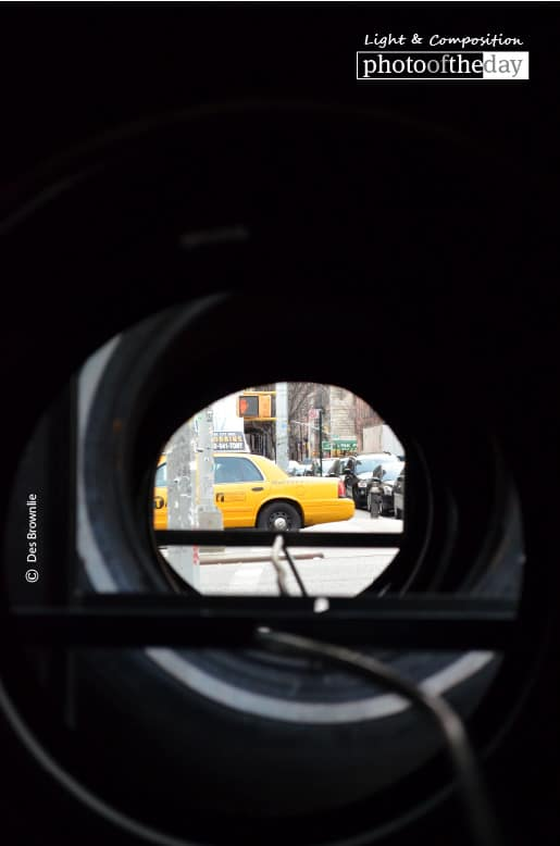 Tunnel Vision, by Des Brownlie