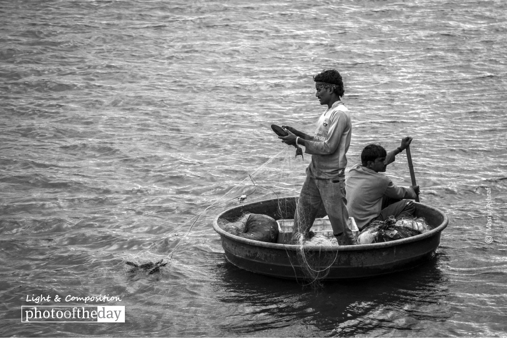 Fisherman's Livelihood, by Masrur Ashraf