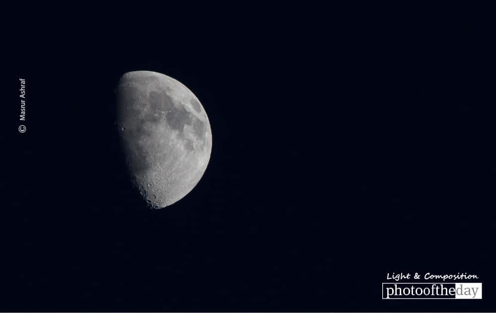 Capturing an Evening Beauty, by Masrur Ashraf