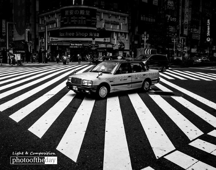 Taxi, by Shirren Lim