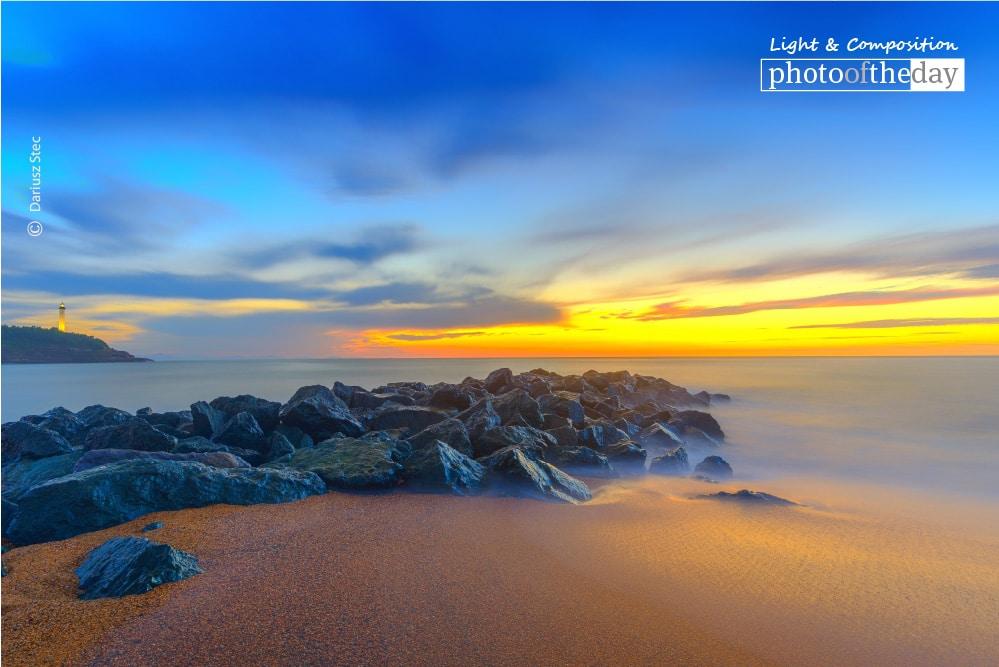 Over the Ocean, by Dariusz Stec