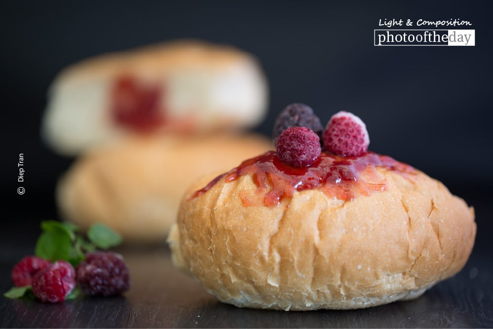 Pastry Desire, by Diep Tran