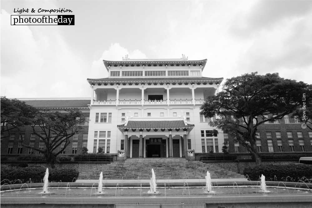 A Building of Former Nanyang University, by Siew Bee Lim