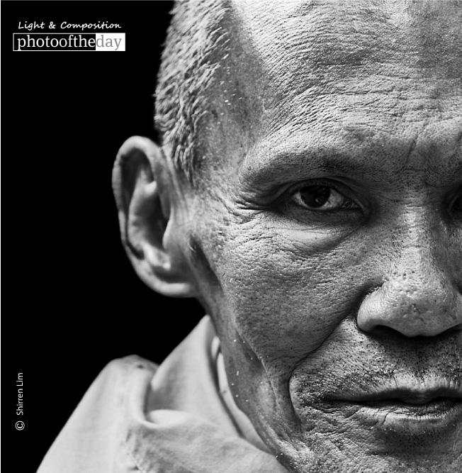 Monk, by Shirren Lim
