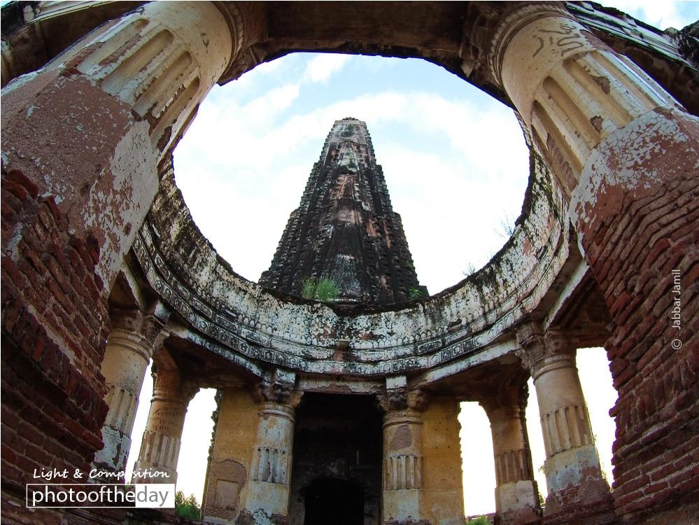 Shawala Temple, by Jabbar Jamil
