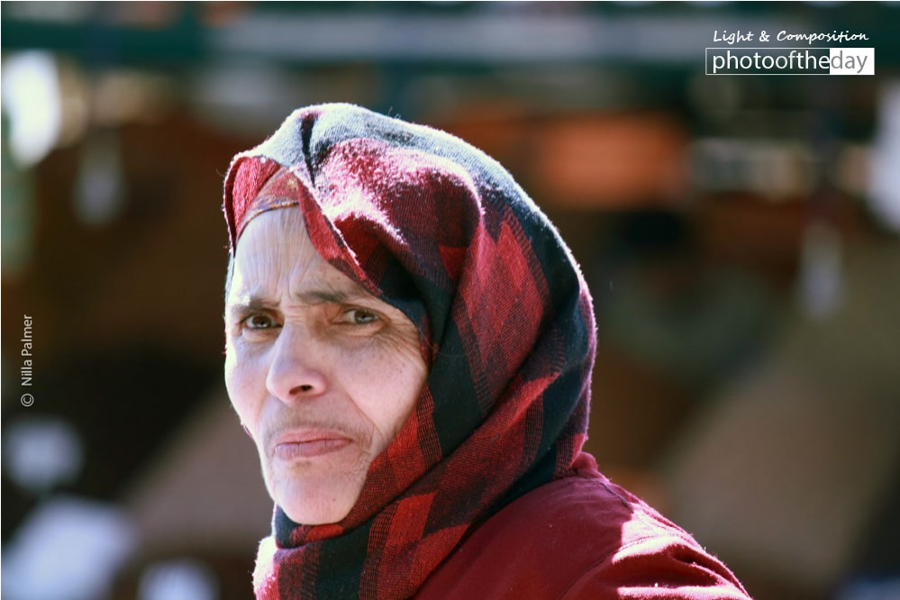 Moroccan Nanny, by Nilla Palmer