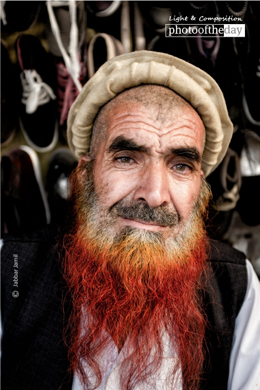 A Street Portrait, by Jabbar Jamil