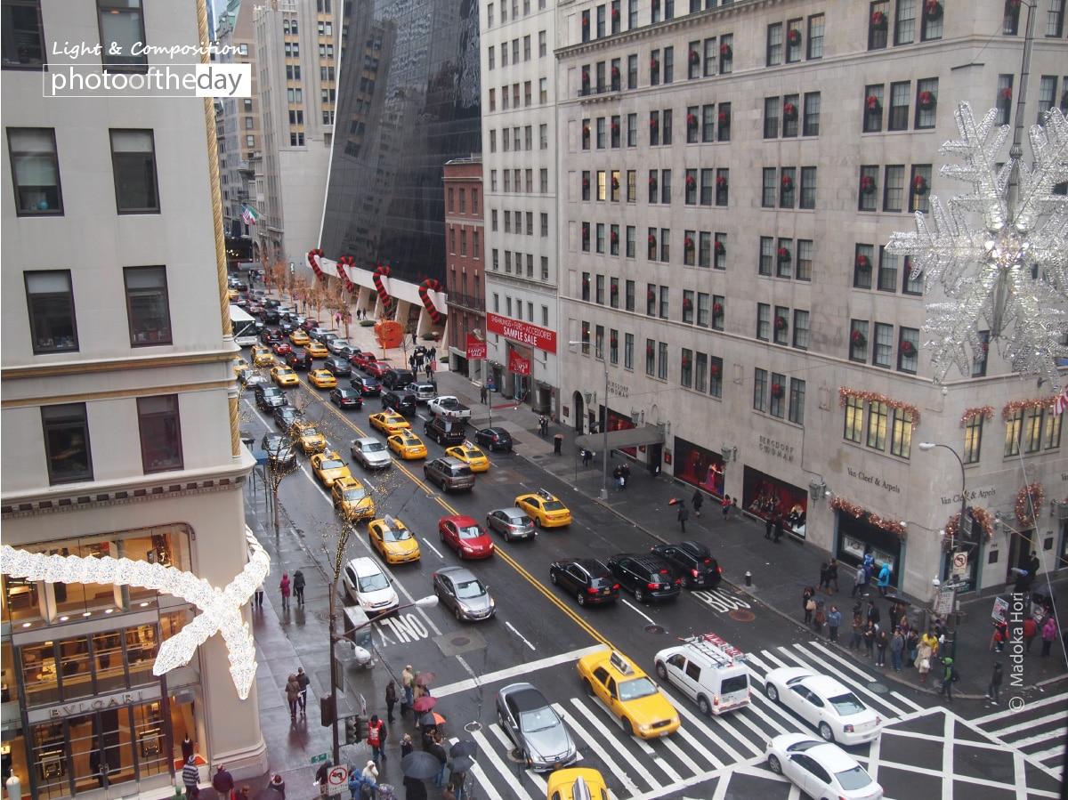 Nueva York, by Madoka Hori