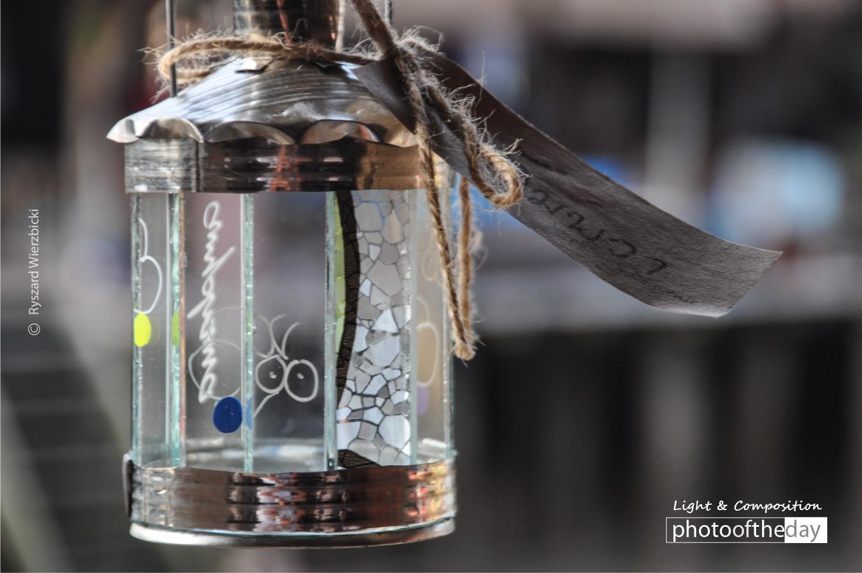 A Lantern from Amphawa, by Ryszard Wierzbicki