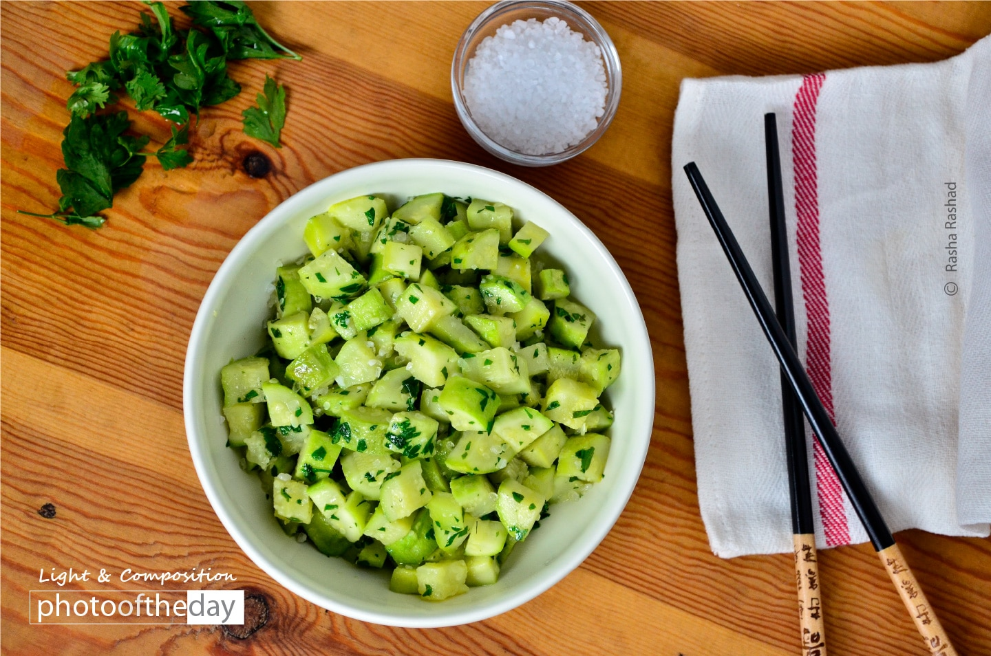 Glazed Zucchini for a Snack, by Rasha Rashad