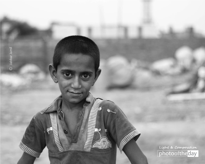 The Slum Kid, by Jabbar Jamil