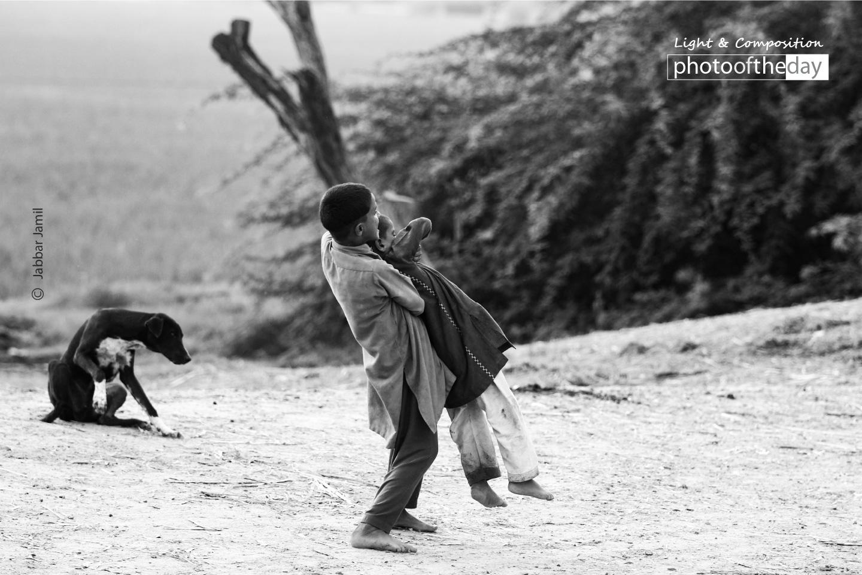 The Joy of Having It All, by Jabbar Jamil