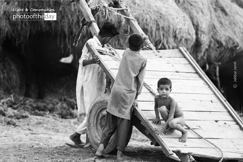 Living a Little, by Jabbar Jamil
