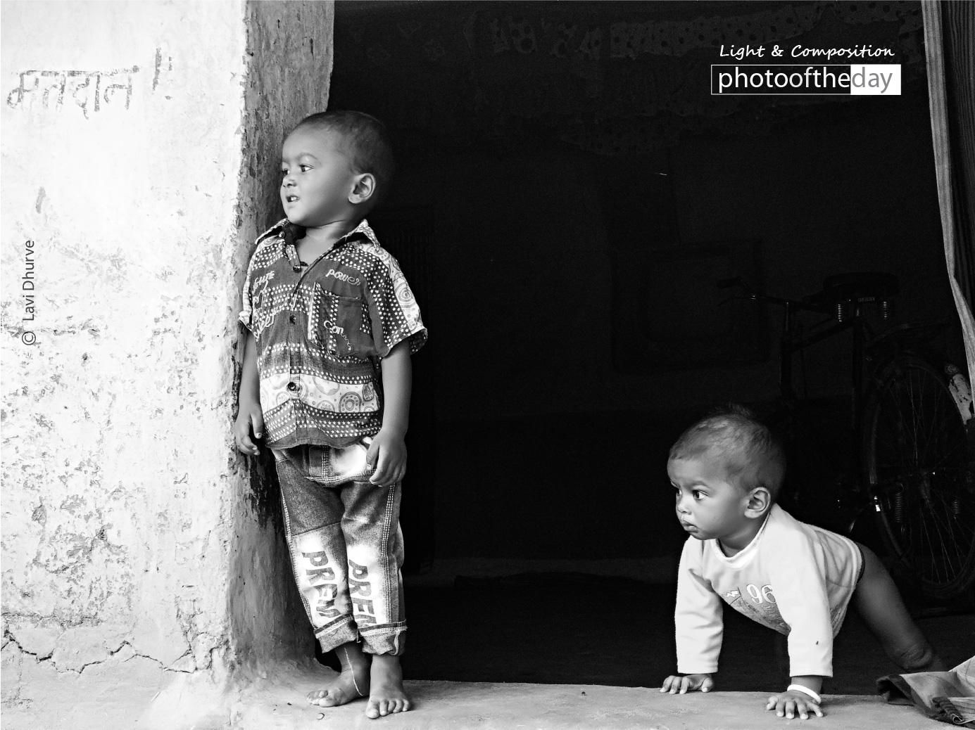 Surprised, by Lavi Dhurve