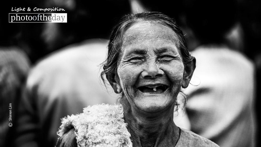 Ode to Joy, by Shirren Lim