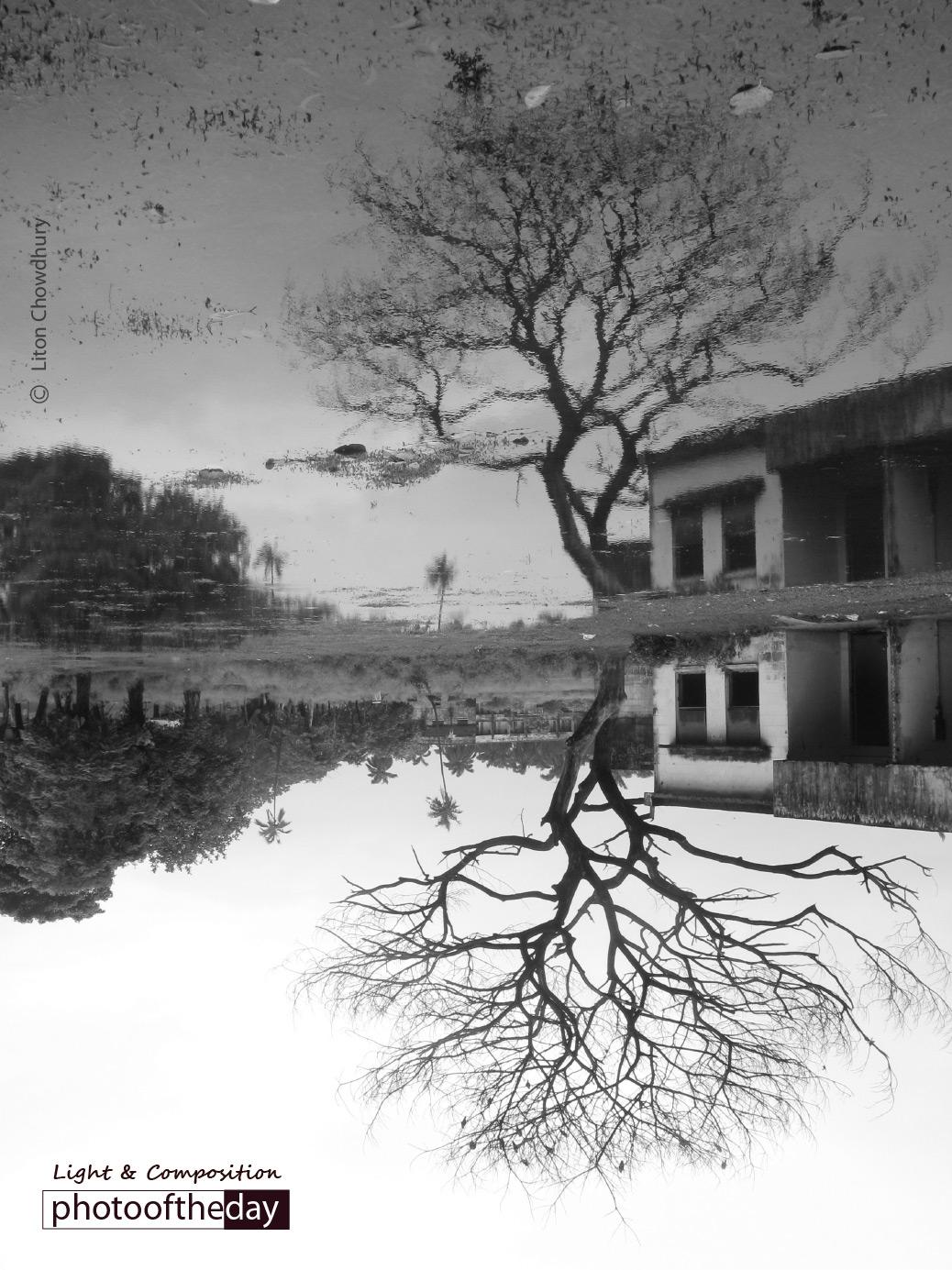 A Dead Reflection, by Liton Chowdhury