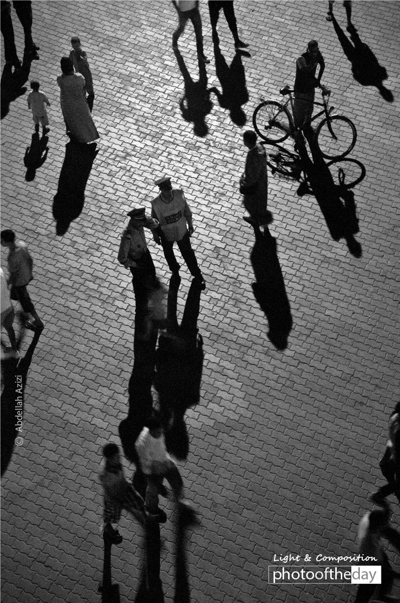 Tourist View, by Abdellah Azizi