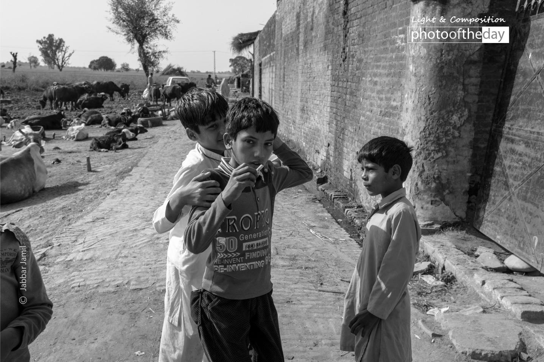 Kids, by Jabbar Jamil