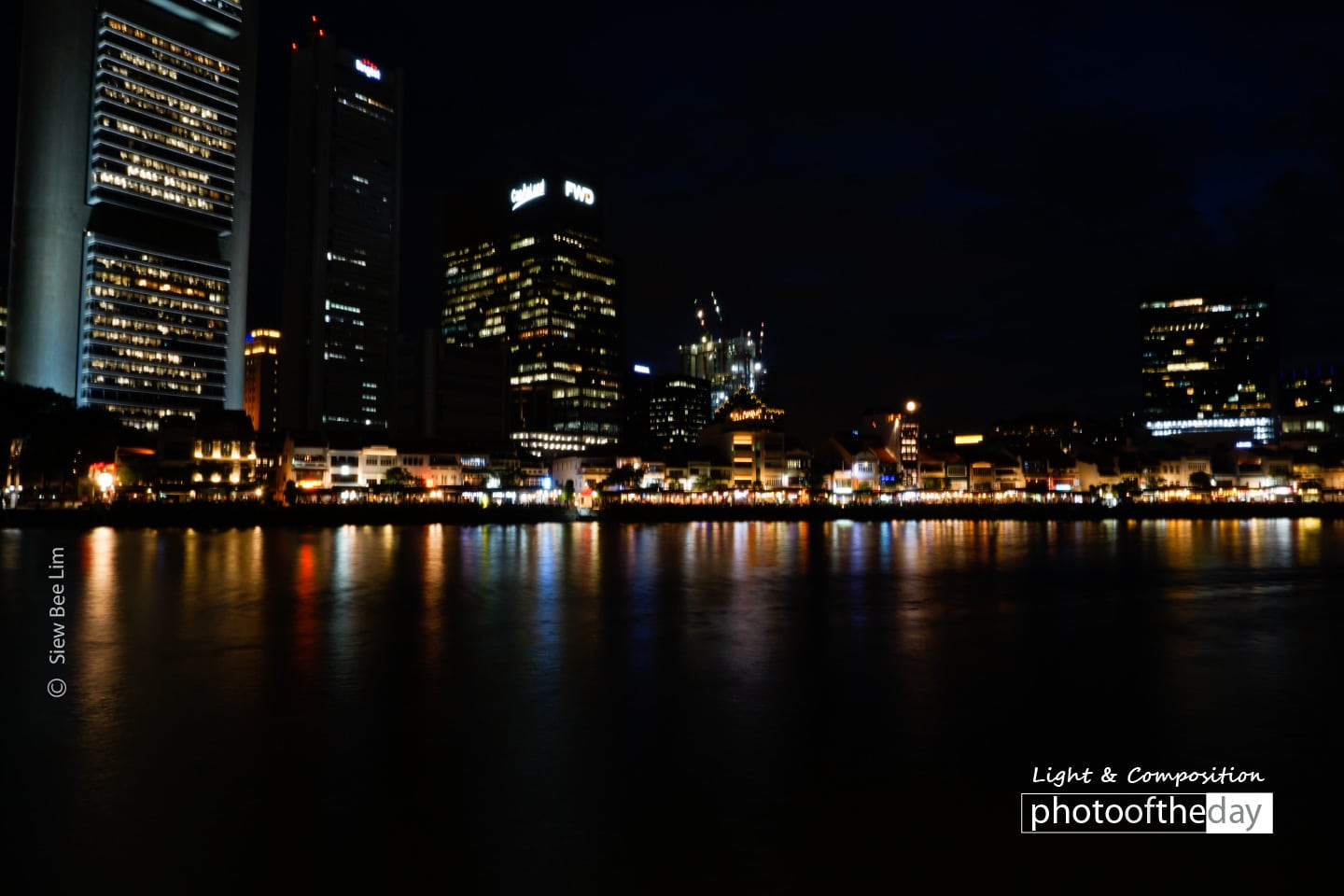 Boat Quay, by Siew Bee Lim