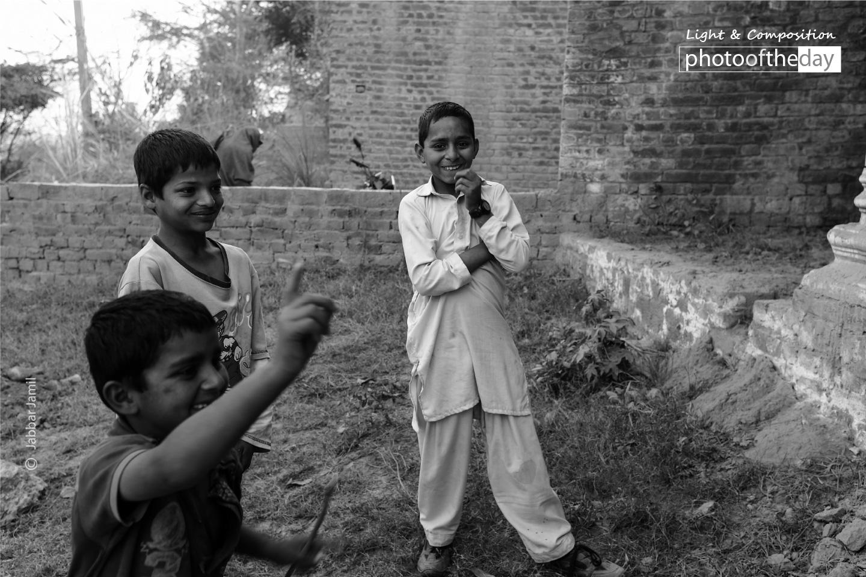 No Camera Shy, by Jabbar Jamil