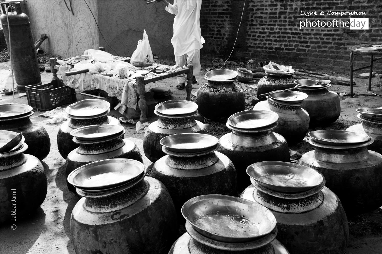 Preparing Food, by Jabbar Jamil