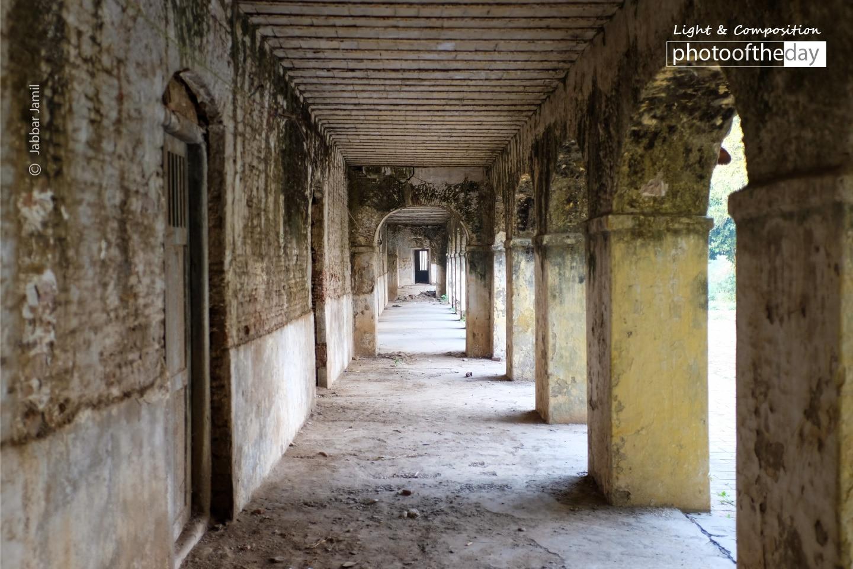 Ruins, by Jabbar Jamil
