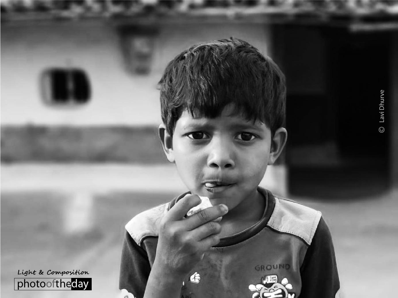 Let's Eat, by Lavi Dhurve