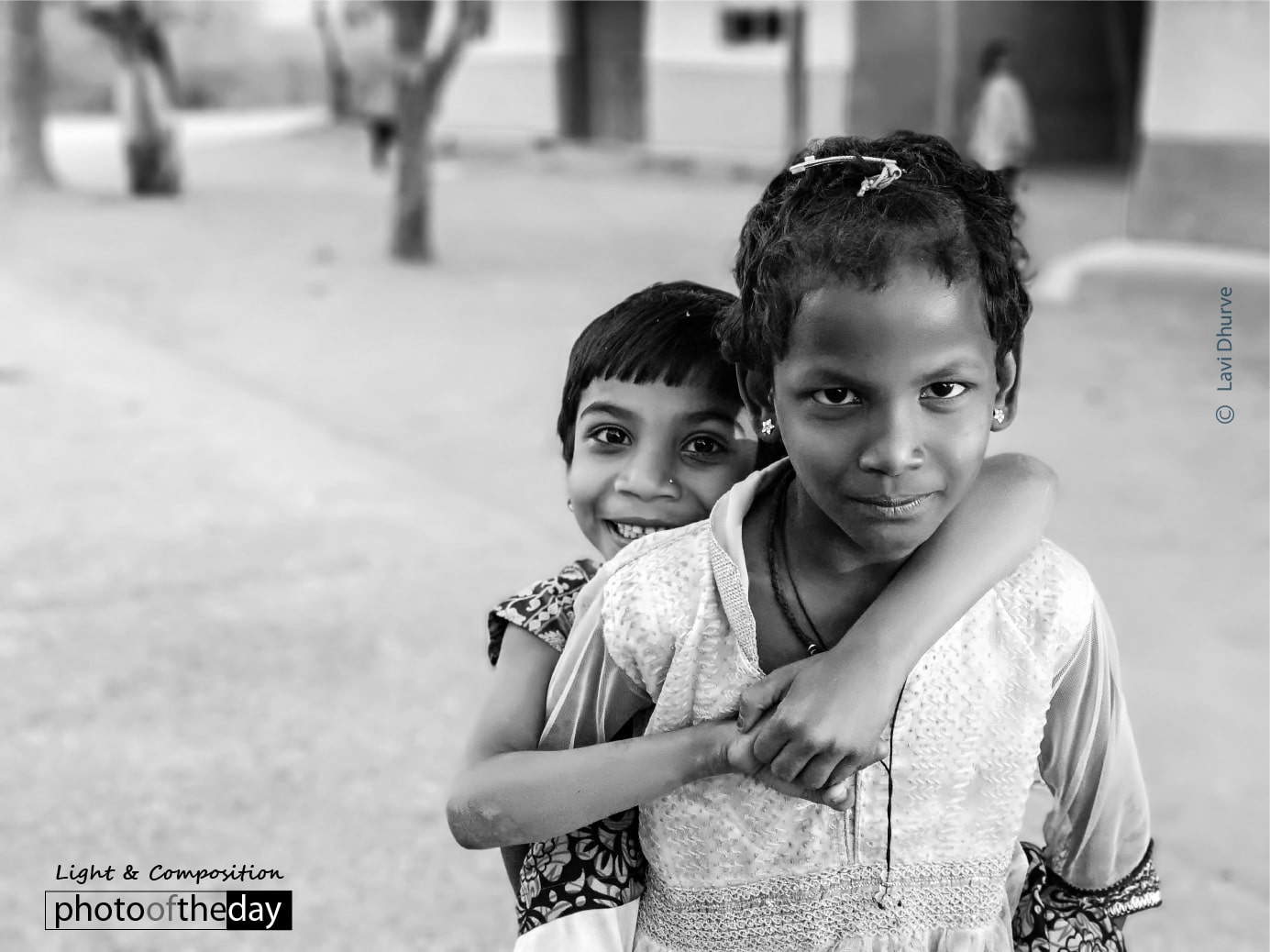 Little Village Girls, by Lavi Dhurve