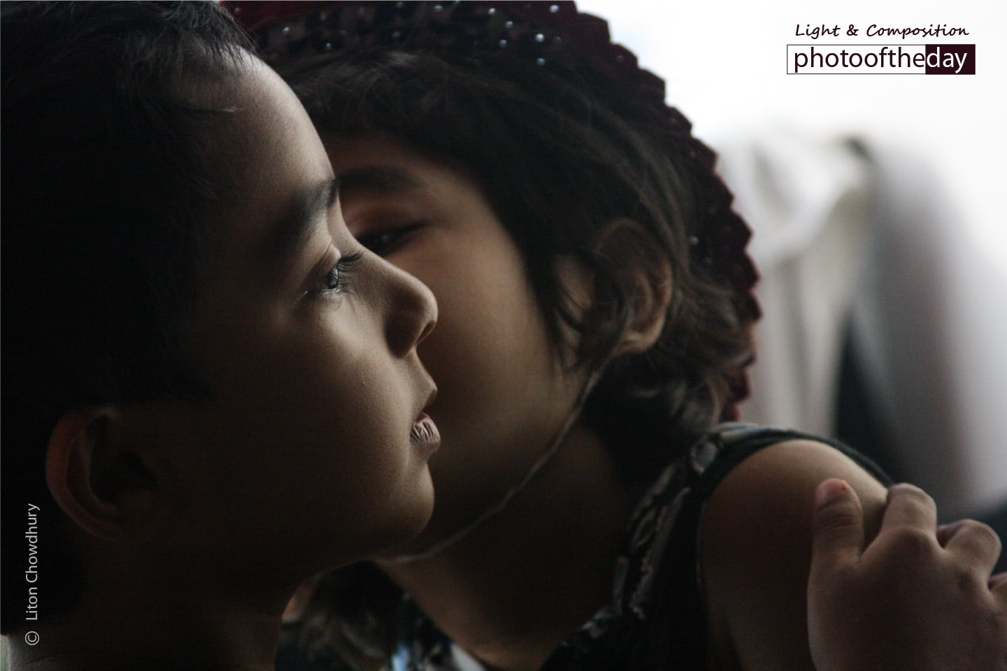 Sharing Innocence, by Liton Chowdhury