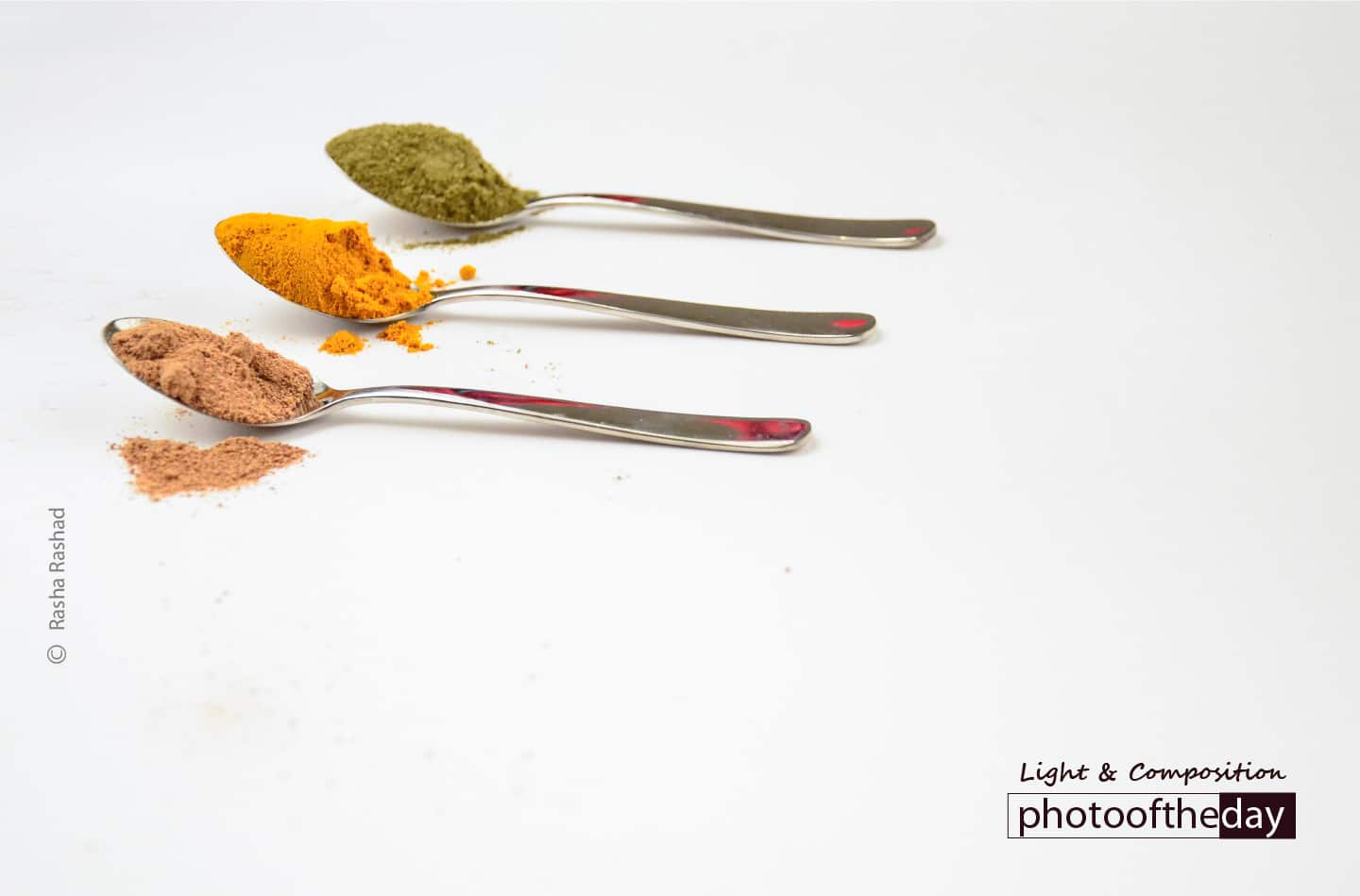 Spoons of Flavour, by Rasha Rashad