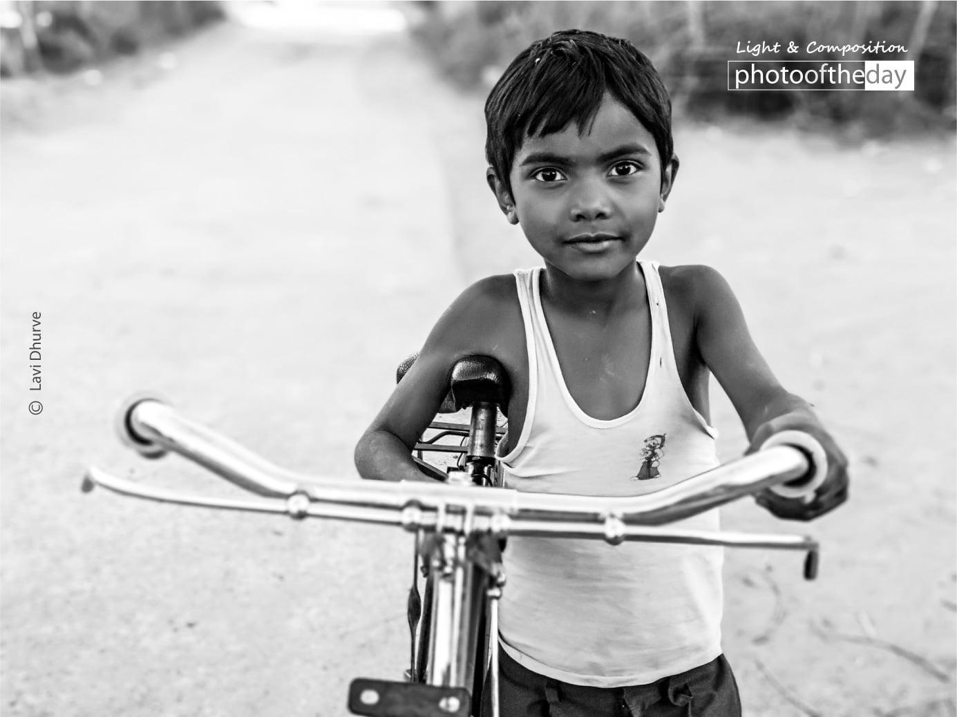 Virendra by Lavi Dhurve