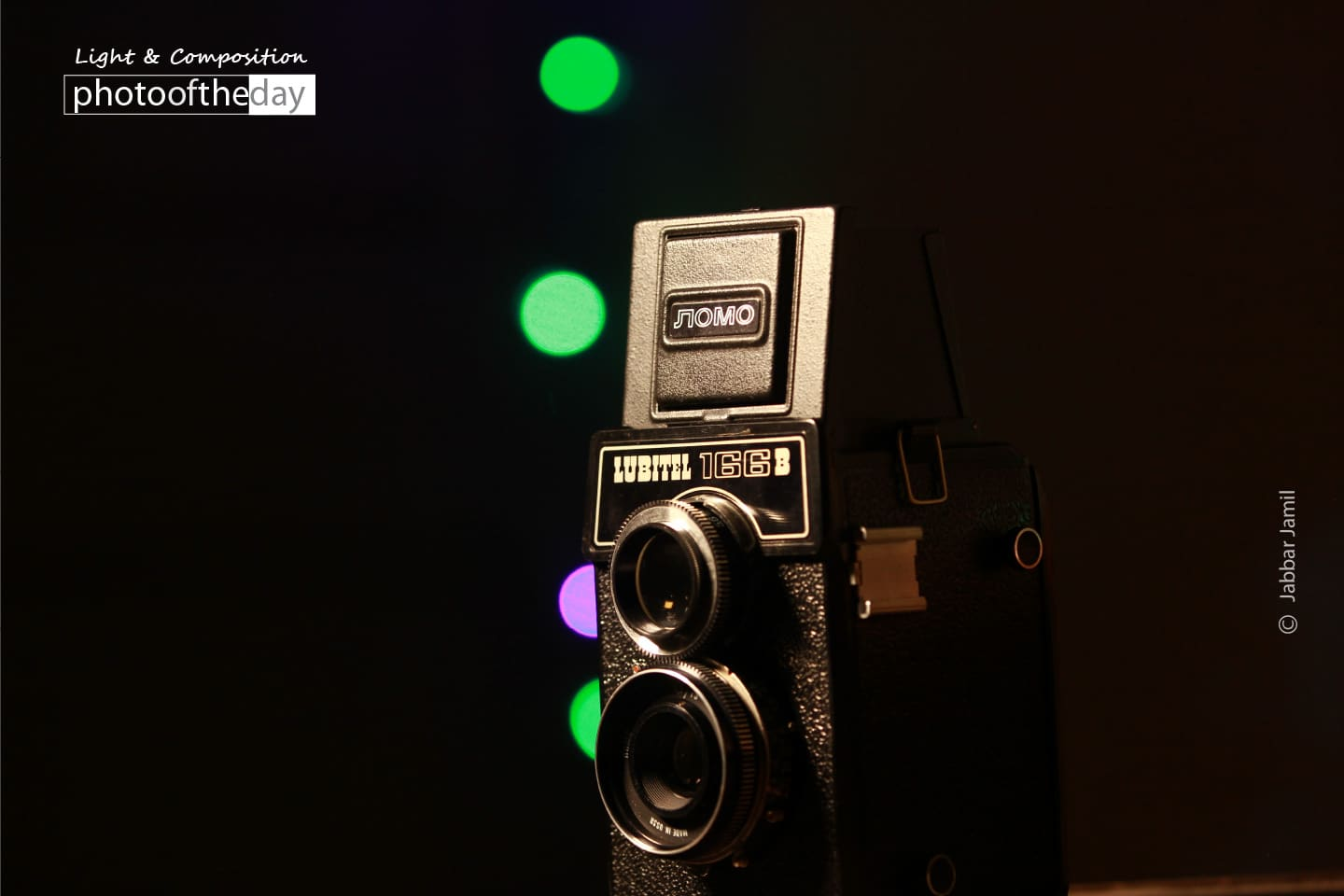 Lubitel and the Bokeh, by Jabbar Jamil