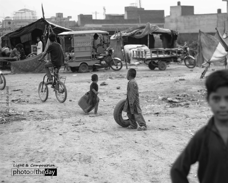 Slum Games, by Jabbar Jamil
