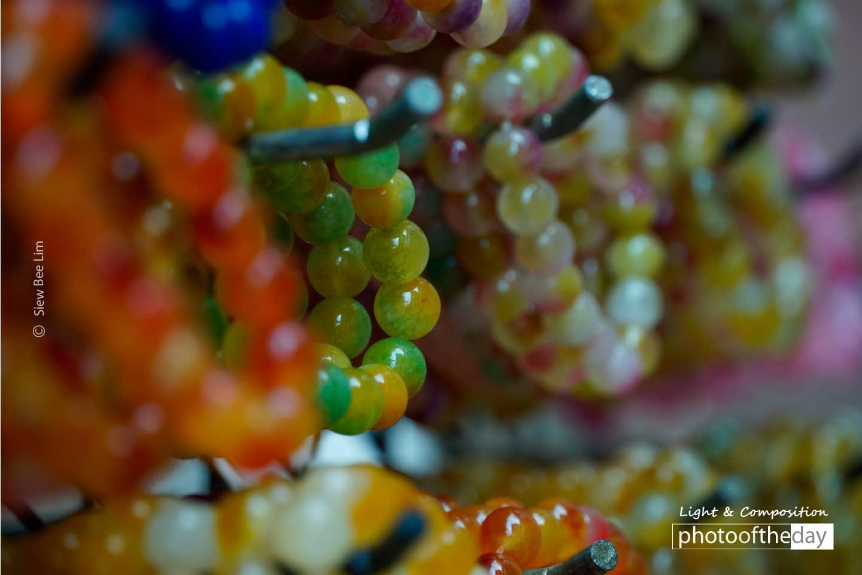 Stone Bead Bracelets, by Siew Bee Lim