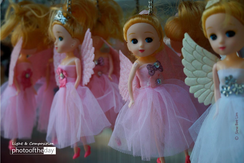 Keychain Dolls, by Siew Bee Lim