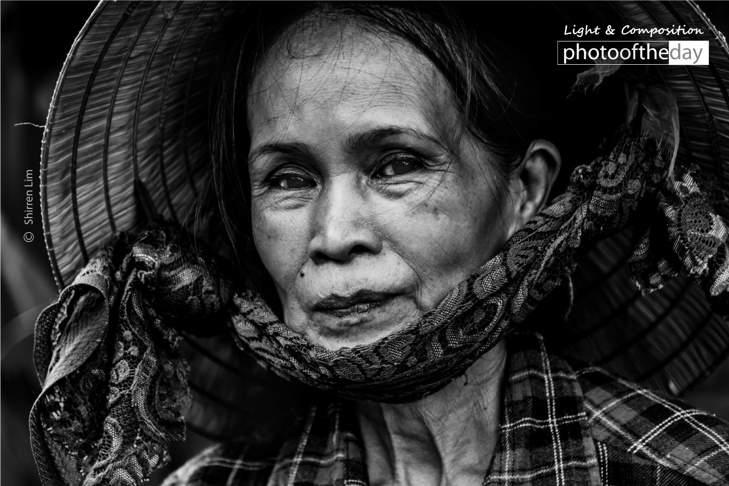 An Old Man of Hoi An by Shirren Lim