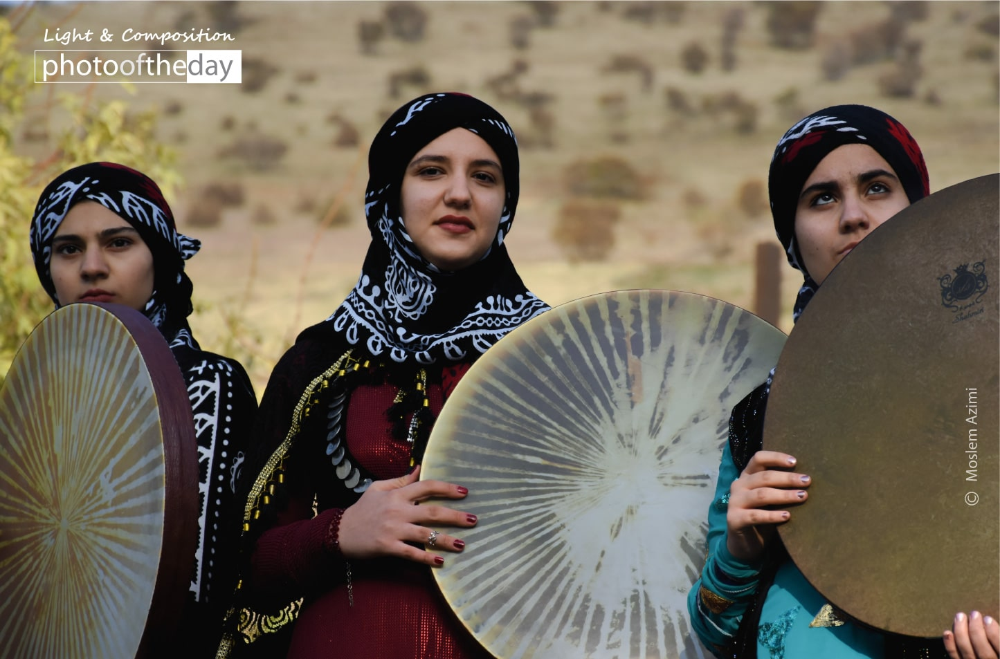 Traditional Musical Instrument by Moslem Azimi