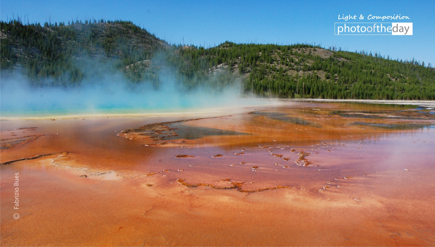 United Colors of Yellowstone by Fabrizio Bues