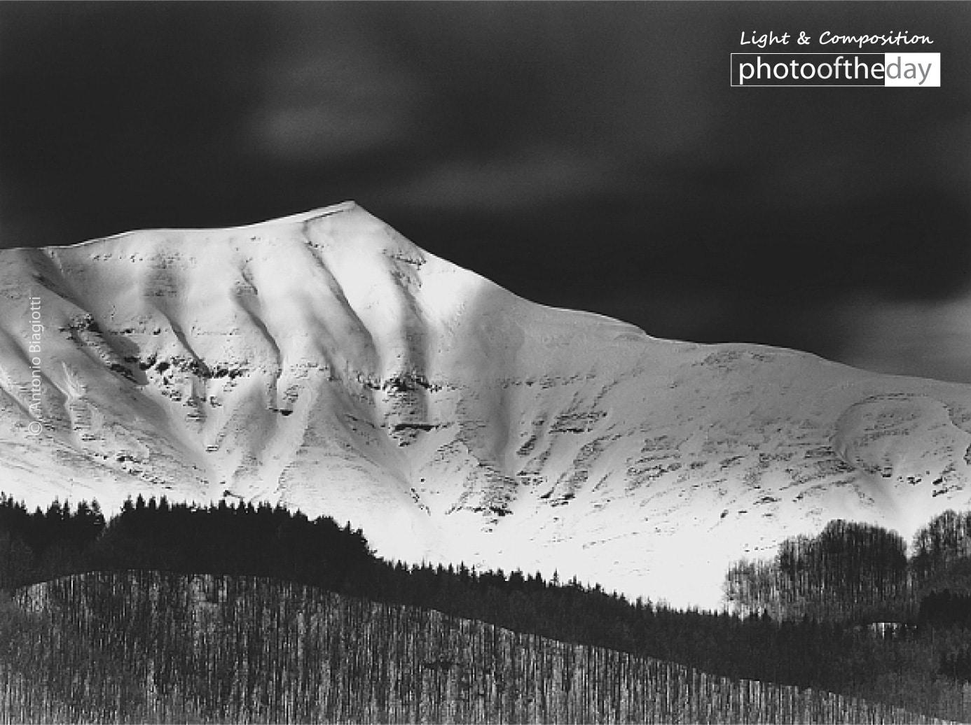 Mountain Spigolino by Antonio Biagiotti