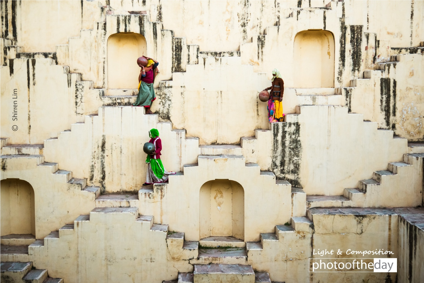 Steps by Shirren Lim