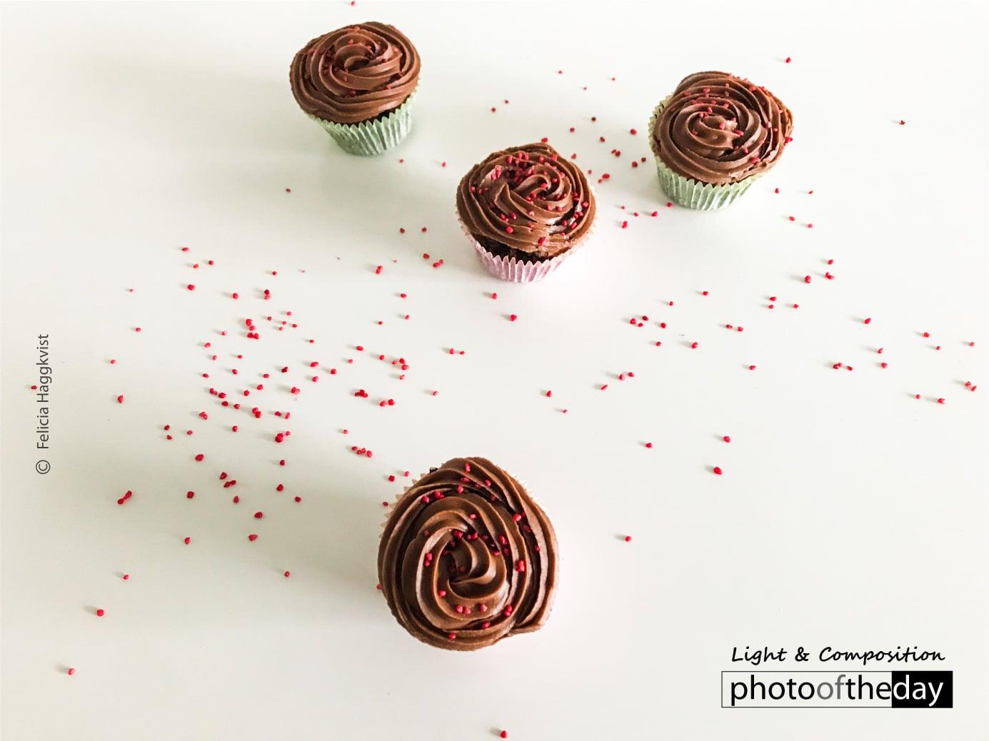 Strawberry Pancakes by Felicia Haggkvist